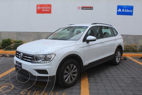 Volkswagen Tiguan Trendline Plus usado (2020) color Blanco precio $409,000