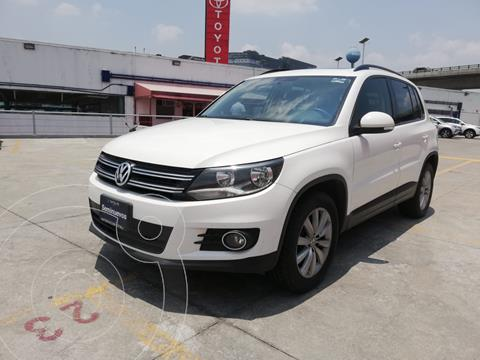 Volkswagen Tiguan Native  usado (2013) color Blanco Candy precio $195,000