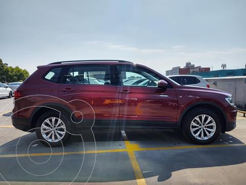 Volkswagen Tiguan Trendline Plus usado (2019) color Rojo Rubi precio $359,000