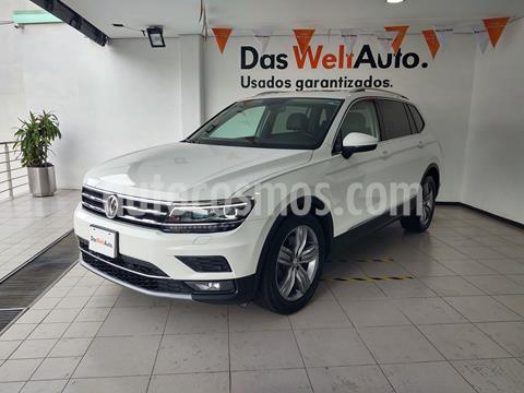 Volkswagen Tiguan Highline usado (2018) color Blanco precio $469,000