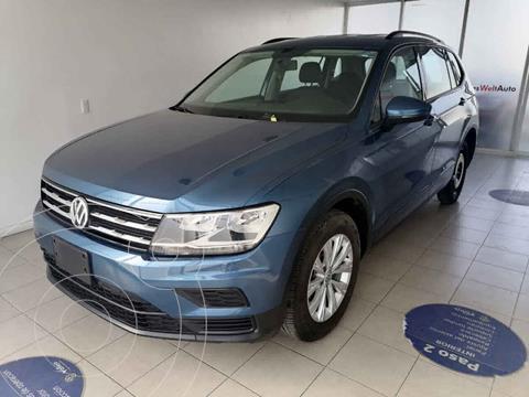 Volkswagen Tiguan Trendline Plus usado (2019) color Azul precio $380,000