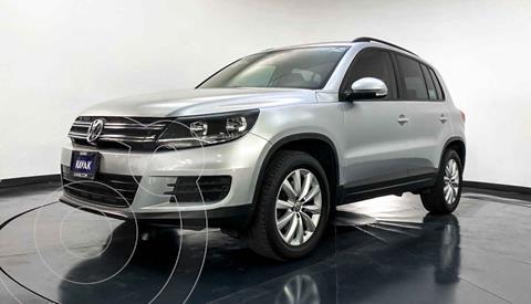 Volkswagen Tiguan Sport & Style 1.4 usado (2015) color Plata precio $244,999