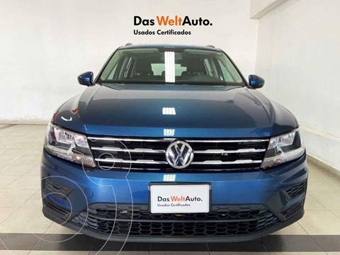Volkswagen Tiguan Trendline Plus usado (2020) color Azul precio $389,740