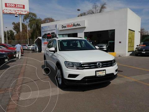 Volkswagen Tiguan Trendline Plus usado (2018) color Blanco precio $345,000