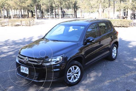 Volkswagen Tiguan Native usado (2012) color Negro precio $175,000