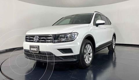 Volkswagen Tiguan Comfortline 7 Asientos Tela usado (2019) color Blanco precio $352,999