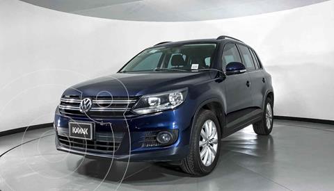 Volkswagen Tiguan Sport & Style 1.4 usado (2016) color Azul precio $259,999