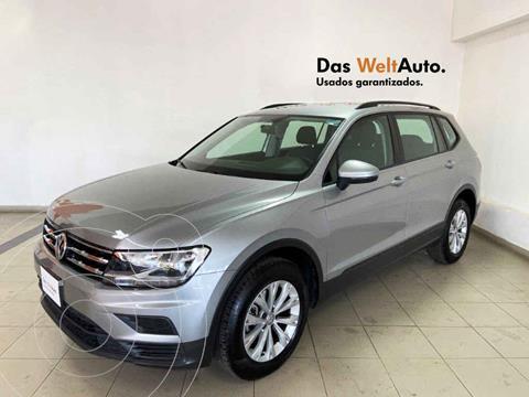 Volkswagen Tiguan Trendline Plus usado (2020) color Plata precio $374,488