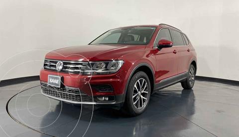 Volkswagen Tiguan Comfortline 7 Asientos Tela usado (2019) color Rojo precio $387,999