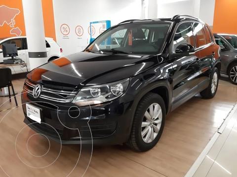 Volkswagen Tiguan NATIVE 1.4 SPORT AND STYLE usado (2013) color Negro precio $245,000