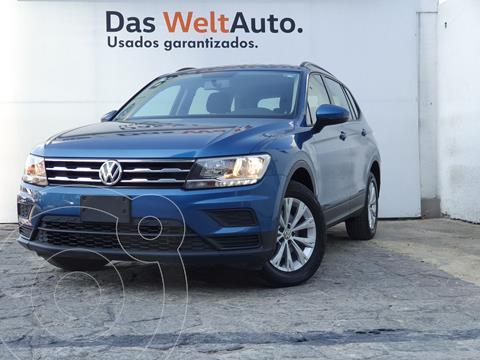Volkswagen Tiguan Trendline Plus usado (2019) color Azul precio $368,000