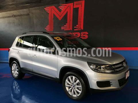 Volkswagen Tiguan Sport & Style 1.4 usado (2013) color Plata precio $199,900