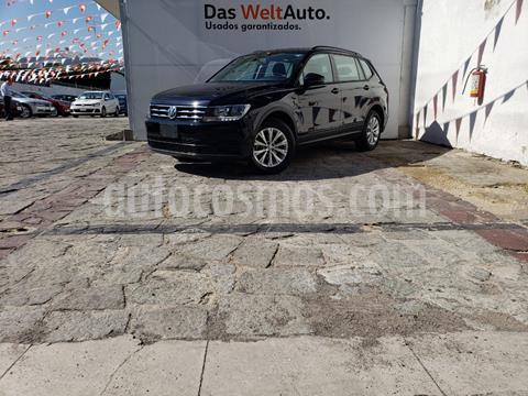Volkswagen Tiguan Trendline Plus usado (2019) color Negro precio $374,000