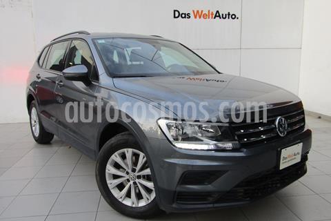 Volkswagen Tiguan Trendline usado (2019) color Gris precio $359,000