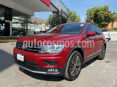Volkswagen Tiguan Comfortline usado (2019) color Rojo precio $417,000