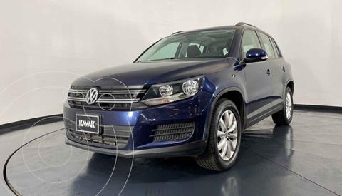 Volkswagen Tiguan Sport & Style 2.0 usado (2015) color Azul precio $252,999