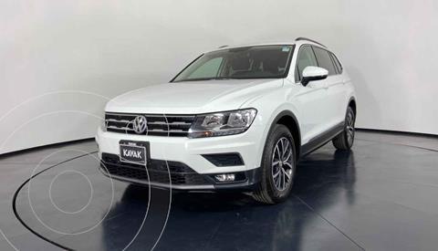 Volkswagen Tiguan Comfortline 7 Asientos Tela usado (2019) color Blanco precio $369,999