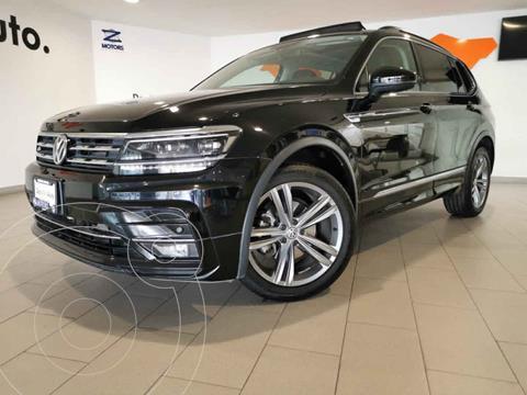 Volkswagen Tiguan R-Line usado (2020) color Negro precio $599,900