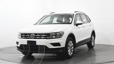 foto Volkswagen Tiguan Trendline Plus usado (2020) color Blanco precio $449,700