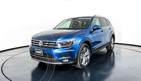 Volkswagen Tiguan Comfortline 7 Asientos Tela usado (2019) color Azul precio $459,999