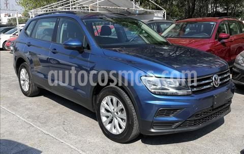 Volkswagen Tiguan Trendline usado (2019) color Azul precio $350,000