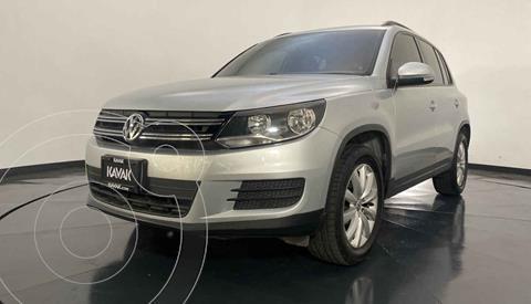 Volkswagen Tiguan Sport & Style 1.4 usado (2015) color Plata precio $242,999
