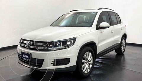 Volkswagen Tiguan Sport & Style 2.0 usado (2014) color Blanco precio $219,999