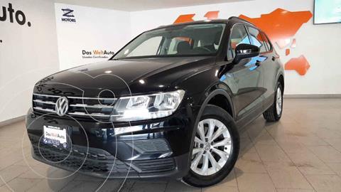 foto Volkswagen Tiguan Trendline Plus usado (2020) color Negro precio $429,900