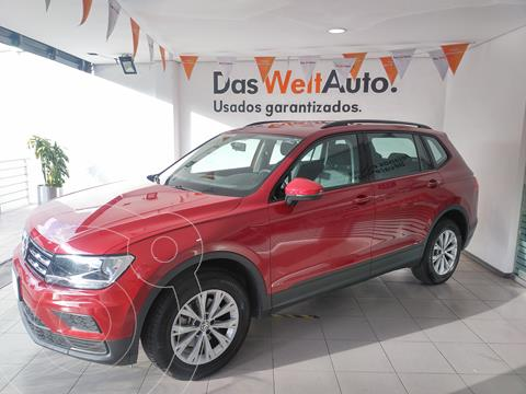 Volkswagen Tiguan Trendline Plus usado (2020) color Rojo Rubi precio $385,000