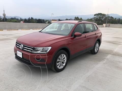 Volkswagen Tiguan Trendline Plus usado (2020) color Rojo precio $400,000