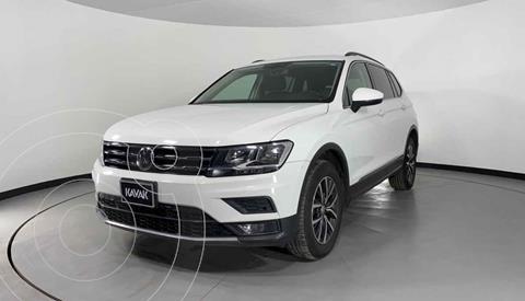 Volkswagen Tiguan Comfortline 7 Asientos Tela usado (2019) color Blanco precio $364,999