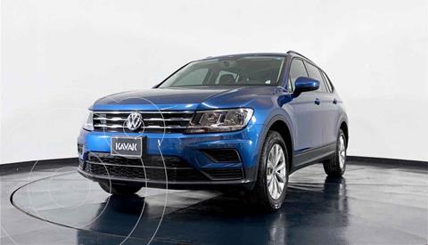 Volkswagen Tiguan Trendline Plus usado (2018) color Azul precio $382,999
