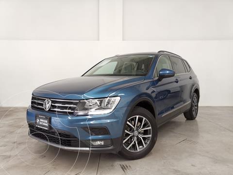 Volkswagen Tiguan Comfortline usado (2018) color Azul precio $410,000