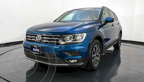 Volkswagen Tiguan Comfortline 7 Asientos Tela usado (2019) color Azul precio $374,999