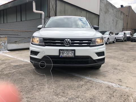 Volkswagen Tiguan Trendline Plus usado (2019) color Blanco precio $432,000