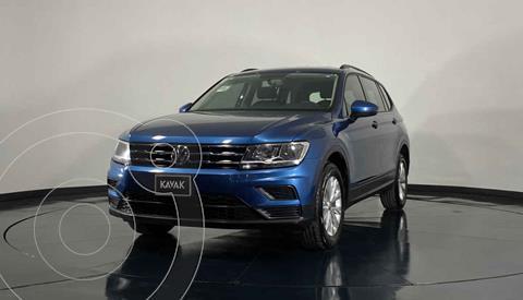 Volkswagen Tiguan Trendline Plus usado (2018) color Azul precio $372,999