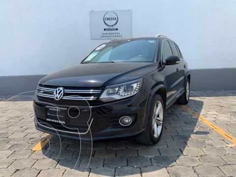 Volkswagen Tiguan R Line usado (2016) color Negro Profundo precio $319,900