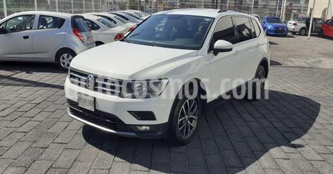 Volkswagen Tiguan Comfortline usado (2018) color Blanco precio $279,900