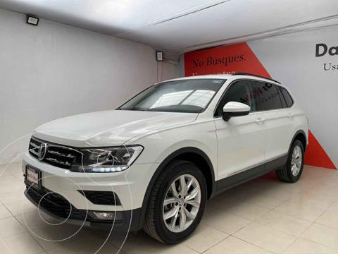 Volkswagen Tiguan Comfortline 5 Asientos Piel usado (2020) color Blanco precio $520,000