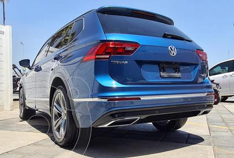 Volkswagen Tiguan Highline usado (2018) color Azul precio $415,000