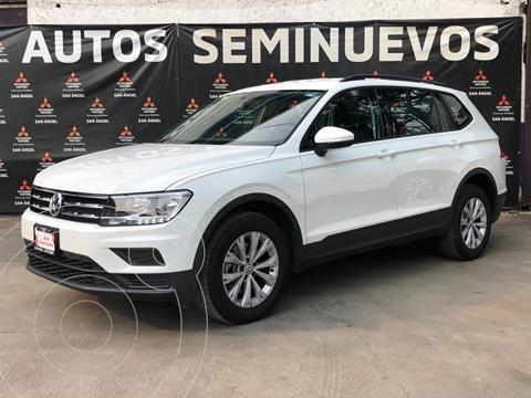 Volkswagen Tiguan Trendline Plus usado (2020) color Blanco precio $399,000