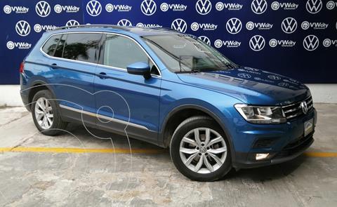Volkswagen Tiguan Comfortline 3era Fila usado (2020) color Azul precio $495,000