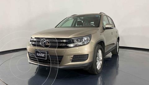 Volkswagen Tiguan Sport & Style 1.4 usado (2015) color Dorado precio $252,999