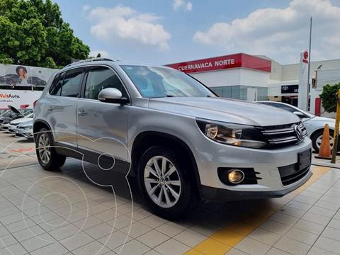 Volkswagen Tiguan Track & Fun  usado (2013) color Plata Reflex precio $234,900