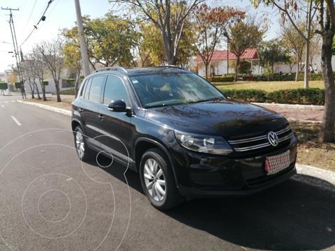 Volkswagen Tiguan Sport & Style 1.4 usado (2015) color Negro precio $240,000