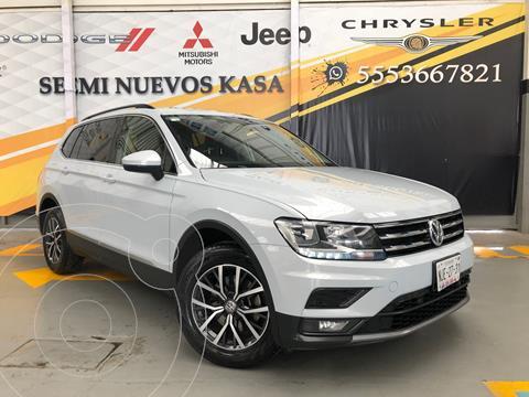 Volkswagen Tiguan Comfortline usado (2018) color Blanco precio $410,000