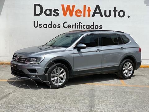 Volkswagen Tiguan Comfortline usado (2021) color Plata precio $525,000