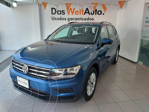 Volkswagen Tiguan Trendline Plus usado (2020) color Azul precio $419,000