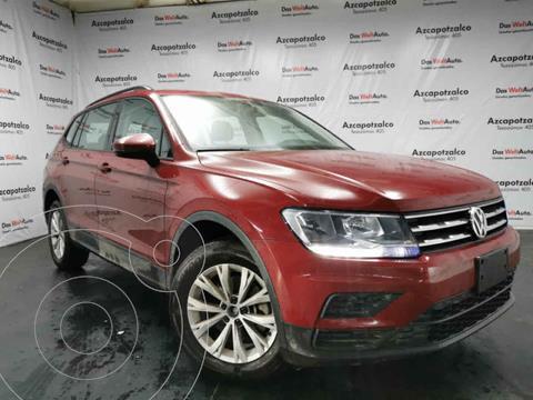 Volkswagen Tiguan Trendline Plus usado (2019) color Rojo precio $349,990
