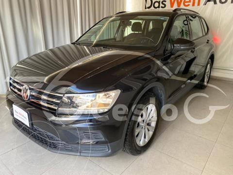 Volkswagen Tiguan TRENDLINE PLUS 5P L4 1.4T DSG usado (2019) color Negro precio $345,000